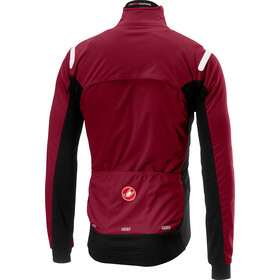Castelli Alpha Ros Jacket Herre matador/black